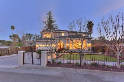 LOS GATOS Single Family Home For Sale: 15940 Escobar Ave