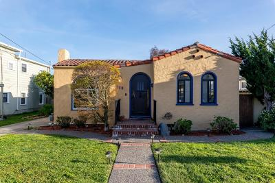 SAN BRUNO Single Family Home For Sale: 148 San Diego Ave
