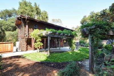 Carmel Valley Single Family Home For Sale: 24 De El Rio Rd
