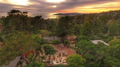 Carmel Single Family Home For Sale: 0 Monte Verde 2 NE Of 3rd