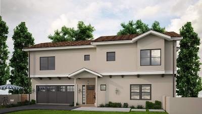 Santa Clara Single Family Home Contingent: 830 Civic Center Dr