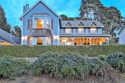 Montara Single Family Home For Sale: 900 Franklin St