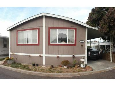 SAN JOSE Mobile Home For Sale: 2151 Oakland Rd 211