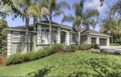 GILROY Single Family Home Contingent: 2381 Sunflower Cir