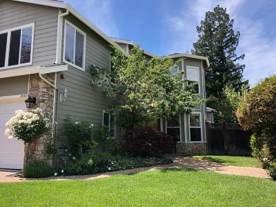 Menlo Park Single Family Home For Sale: 2000 Cedar Ave