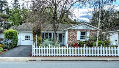 SAN CARLOS Single Family Home For Sale: 1979 Eaton Ave