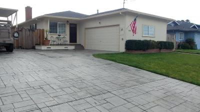 Santa Cruz County Single Family Home For Sale: 1950 Halterman Ave
