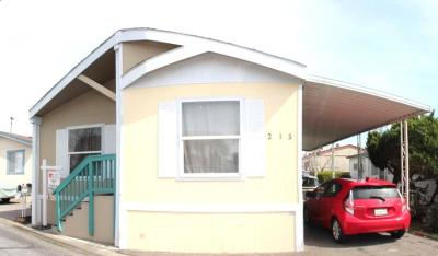 SAN JOSE Mobile Home For Sale: 165 Blossom Hill Rd 213