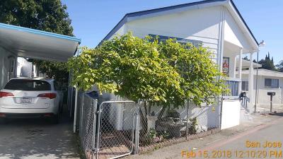 SAN JOSE Mobile Home For Sale: 2855 Senter Rd 85
