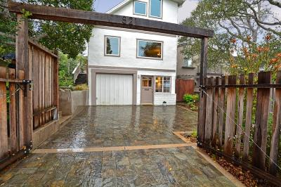 MONTEREY CA Single Family Home For Sale: $799,000