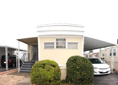 SAN JOSE Mobile Home For Sale: 2150 Almaden Rd 58