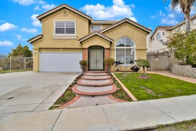 SAN JOSE Single Family Home For Sale: 3761 Chenlan Ct