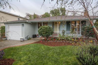 SAN MATEO CA Single Family Home For Sale: $1,198,000