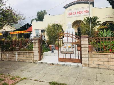 SAN JOSE Single Family Home For Sale: 766 S 2nd St