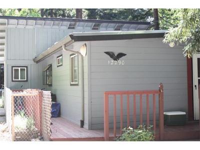 Santa Cruz County Single Family Home For Sale: 12290 Lake Blvd