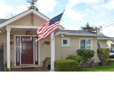 REDWOOD CITY Multi Family Home For Sale: 3050 Edison Way