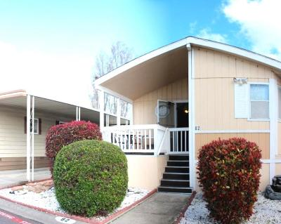 SUNNYVALE Mobile Home For Sale: 1220 Tasman Dr 82