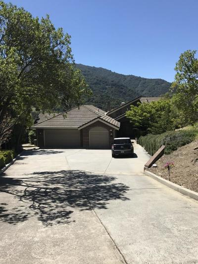 LOS GATOS Single Family Home For Sale: 410 Santa Rosa Dr