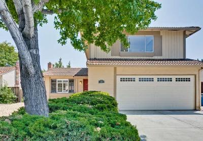 MILPITAS Single Family Home For Sale: 28 Firethorn St