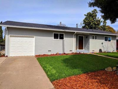 MILPITAS Single Family Home For Sale: 247 Dixon Rd