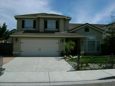 HOLLISTER CA Single Family Home For Sale: $540,000