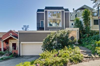 SAN FRANCISCO Single Family Home For Sale: 171 Twin Peaks Blvd