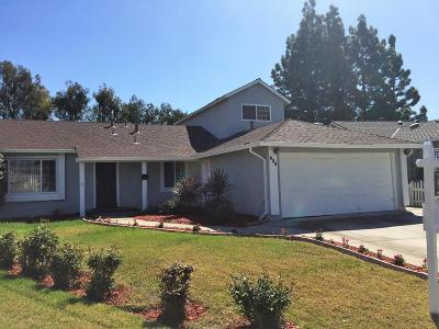 SAN JOSE Single Family Home For Sale: 523 Bluefield Ct