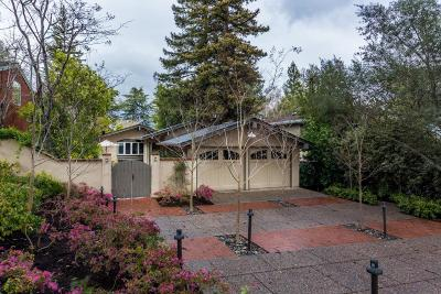 LOS GATOS Single Family Home For Sale: 18301 Overlook Rd