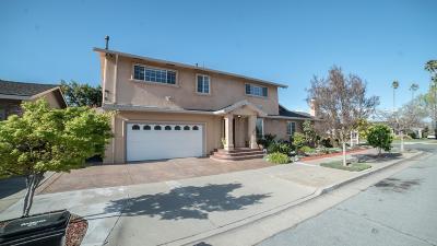 SAN JOSE CA Single Family Home For Sale: $1,399,000