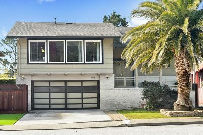 San Bruno Single Family Home For Sale: 3630 Sneath Ln