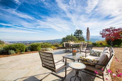 Portola Valley Single Family Home For Sale: 360 Golden Oak Dr