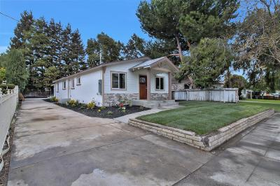 Sunnyvale Single Family Home For Sale: 355 Morse Ave