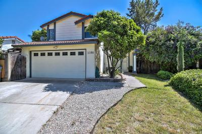 SAN JOSE Single Family Home For Sale: 5386 Fraschini Cir