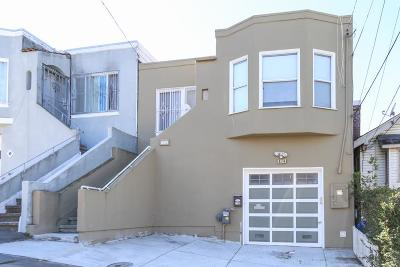 Daly City Single Family Home For Sale: 674 Evergreen Ave