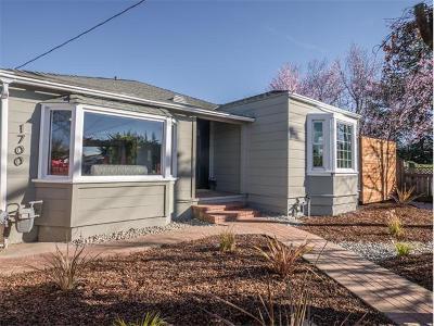 Santa Cruz Single Family Home For Sale: 1700 Malcolm Ln