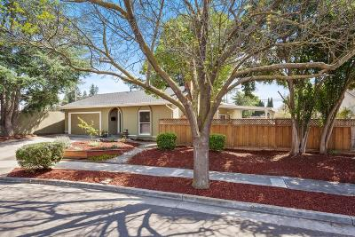 CAMPBELL Single Family Home For Sale: Del Prado Dr
