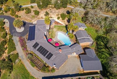 Portola Valley Single Family Home For Sale: 20 Sioux Way
