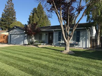SANTA CLARA Single Family Home For Sale: 2820 Pruneridge Ave