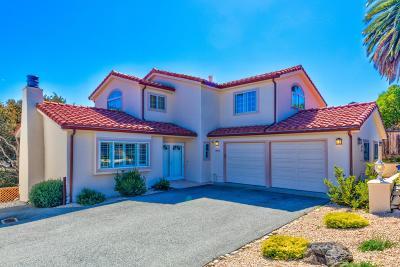 Monterey Single Family Home For Sale: 130 1/2 Dunecrest Ave