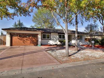 LOS GATOS Single Family Home For Sale: 281 Belblossom Way