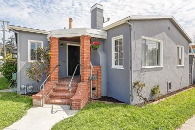 OAKLAND Single Family Home Contingent: 3700 38th Ave