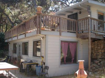 Carmel Valley Single Family Home For Sale: 8 A El Cuenco