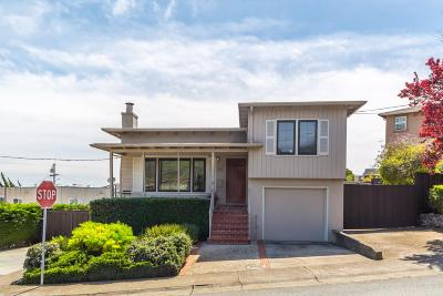 South San Francisco Single Family Home For Sale: 732 Spruce Ave