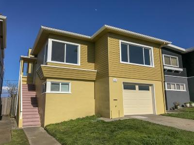 DALY CITY CA Single Family Home For Sale: $898,000