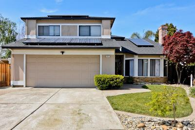 GILROY Single Family Home For Sale: 8525 Otoole Ct