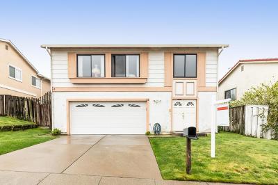 SOUTH SAN FRANCISCO Single Family Home For Sale: 15 Vista Ct