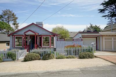 MONTEREY CA Single Family Home For Sale: $819,000