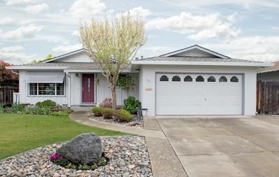 SANTA CLARA Single Family Home For Sale: 681 Briarcliff Ct