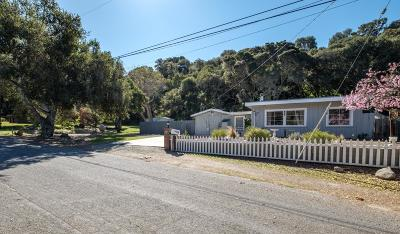 SALINAS Single Family Home For Sale: 75 Harper Canyon Rd