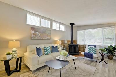 CUPERTINO Single Family Home For Sale: 18825 Pendergast Ave